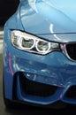 New car headlight Royalty Free Stock Photo