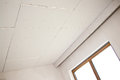 New ceiling installation Royalty Free Stock Photo