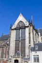 New church nieuwe ker Royalty Free Stock Image
