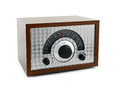 New classic radio Royalty Free Stock Photo