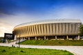 New cluj arena in cluj napoca romania Stock Photo