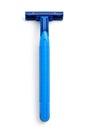 New disposable razor blade Royalty Free Stock Photo