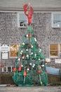 New England Christmas Tree