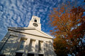 New England Community Christian Church Royalty Free Stock Photo