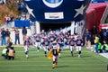 New England Patriots Royalty Free Stock Photo