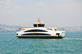 New Ferry Istanbul Royalty Free Stock Photo