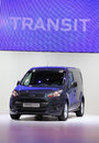 New Ford Transit Stock Images
