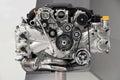 New generation  engine Royalty Free Stock Photo