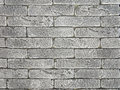 New gray brick wall texture grunge background Royalty Free Stock Photo
