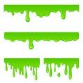 New green slime set