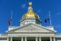 New hampshire state house concord nh usa is the nations oldest built in Stock Photography