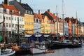 New Haven in Kopenhagen Stock Photography