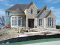 New Home Construction Royalty Free Stock Photo