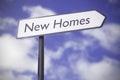 New homes Royalty Free Stock Photo
