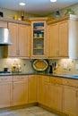 New Interior Kitchen Royalty Free Stock Photo