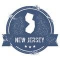 New Jersey mark.