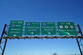 New Jersey Turnpike Signs