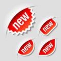 Nový etikety