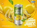 New lemon soft drink