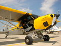 New light sport cub crafters carbon cub ss the photo of this beautiful was taken during the annual eaa fly in held at the Stock Photography