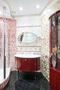 New luxury bathroom Royalty Free Stock Photo