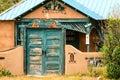 New Mexico House Royalty Free Stock Photo
