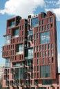 New modern block of flats Royalty Free Stock Photo