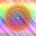 [logos] A 3 rainbow Background