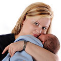 New Mommy Royalty Free Stock Images