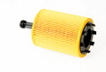 New oil filter Royalty Free Stock Photo