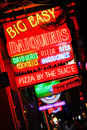 New Orleans Big Easy Daiquiris! Stock Images