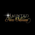 New Orleans Haunted Typography Royalty Free Stock Photo