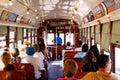 New Orleans Historic Street Car Passengers
