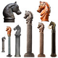 New Orleans Horse Hitching Post Collection