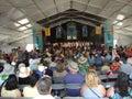 New Orleans Jazz & Heritage Festival Big Easy Gospel Royalty Free Stock Photo