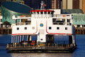 New Orleans - Popular Algiers Ferry Stock Photography