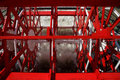 New Orleans - Red Paddlewheel in Motion Royalty Free Stock Photo