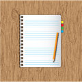 New page notebook Royalty Free Stock Photo