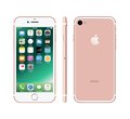 New pink-colored white iPhone 7