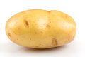 New potato isolated Royalty Free Stock Photo
