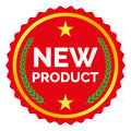 New product label