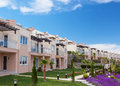 New real estate development Royalty Free Stock Photo