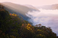 New River Gorge National River Royalty Free Stock Image