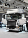 New Scania R730 Truck Royalty Free Stock Images