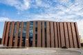 New seat of Polish National Radio Symphony Orchestra Royalty Free Stock Photo