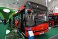New Solaris Urbino 12 bus Royalty Free Stock Photography