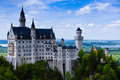 Neuschwanstein Castle(New Swanstone Castle)