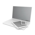 New Tablet PC Royalty Free Stock Image