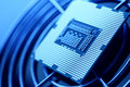 New Technology Processor Royalty Free Stock Photo