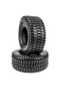 New tires stacked on a white background Royalty Free Stock Photos